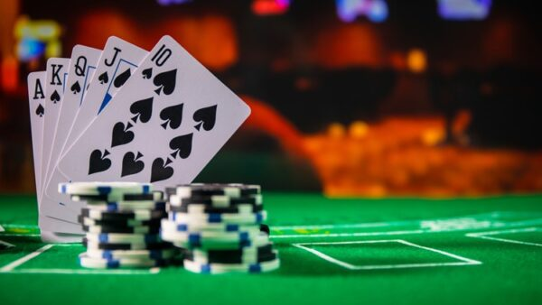 Marathon Bet offers a variety of games